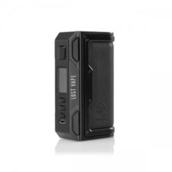 THELEMA DNA 250C 200W LOST VAPE BLACK CALF LEATHER